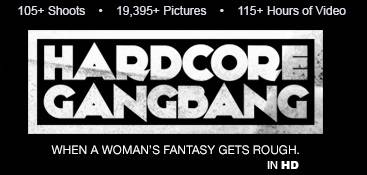 Up to 61% off Hardcore Gangbang Discount